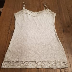 ⚘Charlotte Russe Cami XS